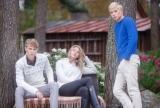 Johannes, Laura ja Arri