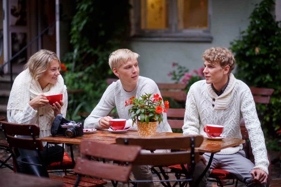 Malle, Siim ja Ankru Kalle